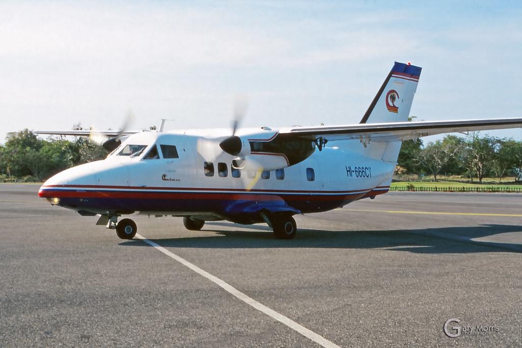HI-666CT Let L.410UVP Turbolet