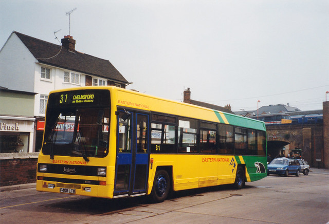 Eastern National Leyland Lynx