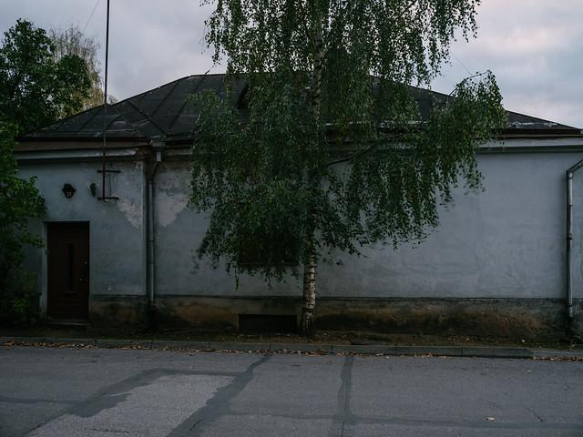 Ülejõe, Tartu, Estonia, October 2020