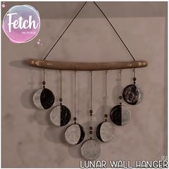 [Fetch] Lunar Wall Hanger @ Fifty Linden Friday!