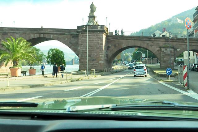 Goldener Oktober 2020 ... Heidelberg ... farbenfroher Odenwald ... bunte Blätter ... Brigitte Stolle