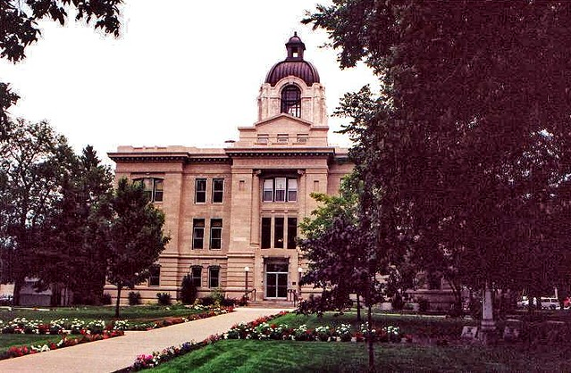 Brookings County Courthouse- Brookings SD