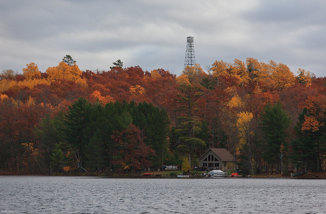 Beauregard Lake Fire Tower