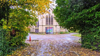 Autumn at St Paul's Church in Preston | by Tony Worrall