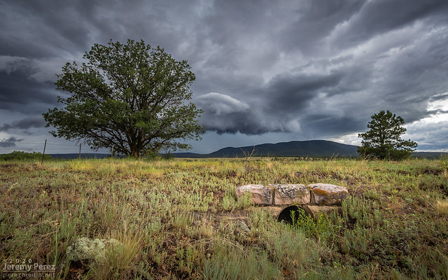 3 July 220 — Mormon Lake, Arizona — Monsoon storm