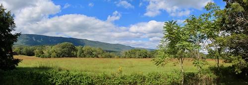 virginia massanutton mountain panorama salem