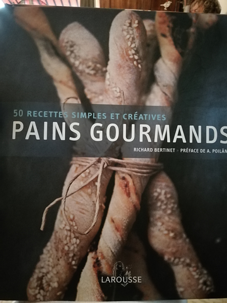pains gourmands