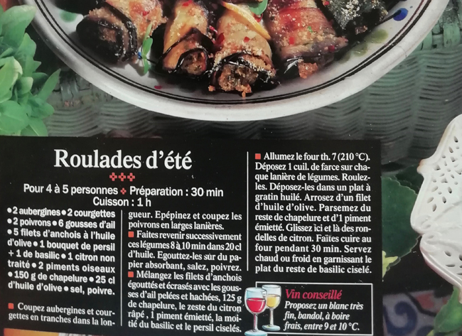 roulades