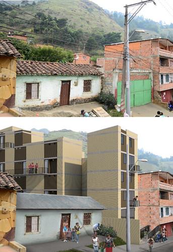 Proyectos con sello UPB nominados en la categoría Ordenamiento urbano y territorial en la XXVII Bienal Colombiana de Arquitectura y Urbanismo