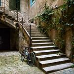 Bicicleta. Casa Sambola - Girona
