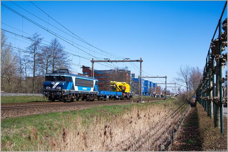 TCS 101002 + Kraan, Apeldoorn