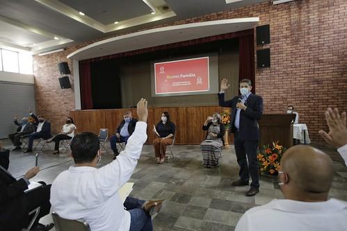 """22 Oct 2020 . Secretaría de Educación Jalisco . Presentación del programa """"Recrea Familia"""" en el municipio de Ahualulco de Mercado"""