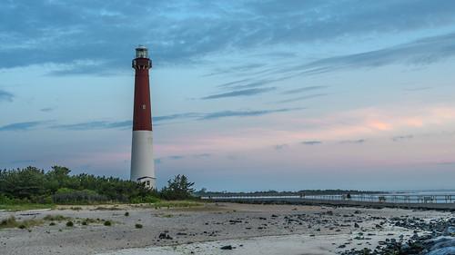 barnegatlighthouse barnegat newjersey jerseyshore lighthouse sunrise long exposure longexposure