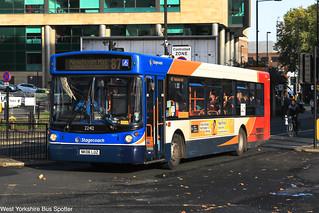 Stagecoach North East NK06 LUZ 22412