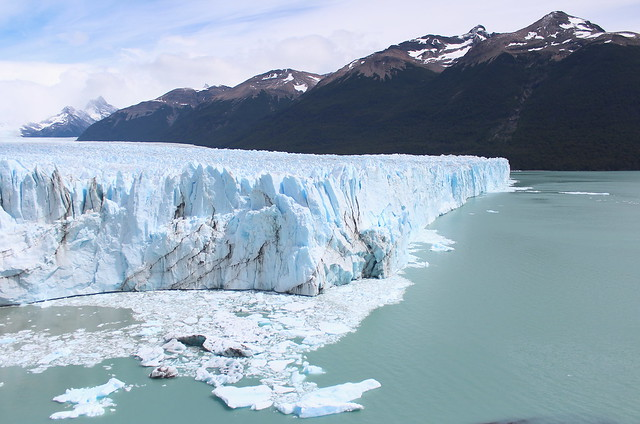 Glaciar Perito Moreno y Lago Argentino