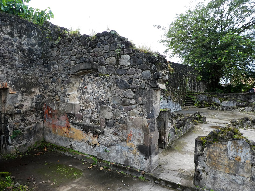Martinique - St. Pierre - The Prison