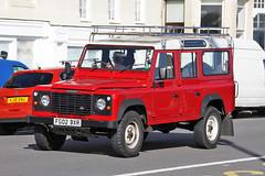 Land Rover FG02 BXR