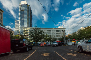 Wide-Angle Parking Lot | by splatwriter