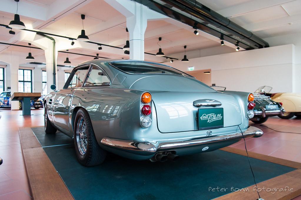 Aston Martin Db4 Vantage 1964 Series 4 Emil Frey Museum Flickr