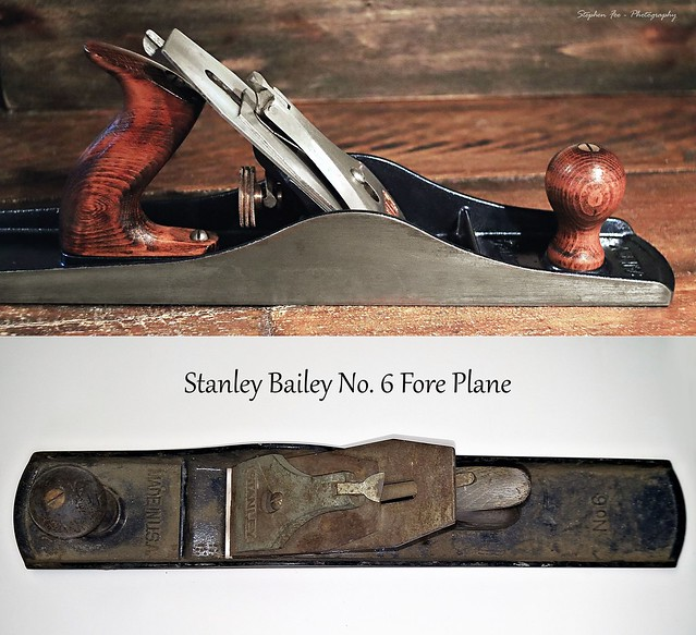 Stanley Bailey No. 6 Fore Plane