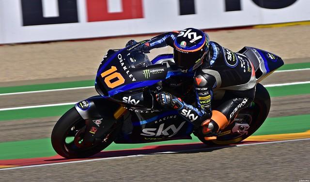 Kalex / Luca MARINI / TA / SKY Racing Team VR46