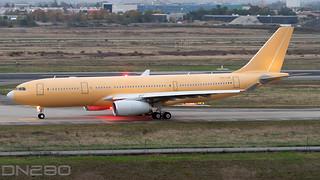 OCCAR A330-243MRTT msn 1982 EC-338