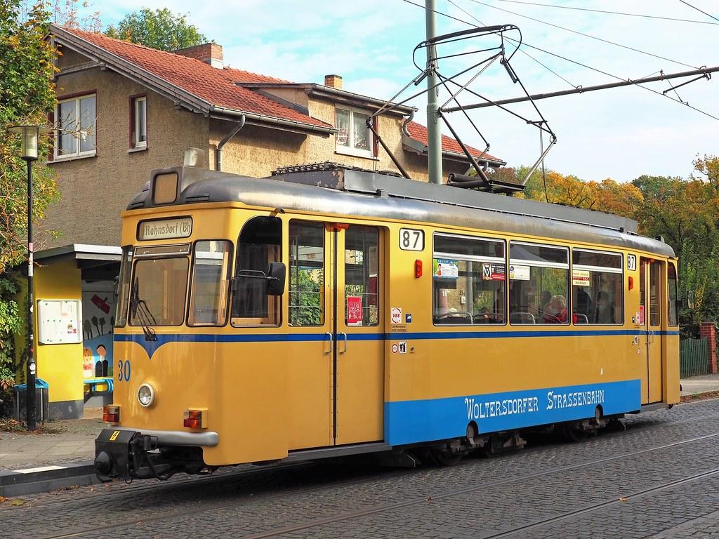 Woltersdorfer Strassenbahn