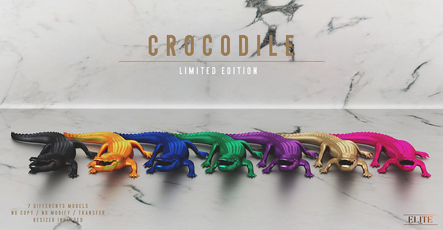 NEW RELEASE - CROCODILE !!! 🔥🔥🔥