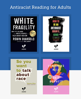 Antiracist Reading For Adults | by Tanviidotcom