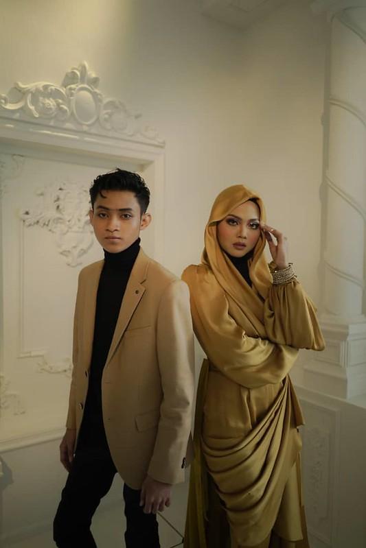 Meremang! Muna Shahirah & Zack Zakwan Berduet dalam Lagu BAGAIMANA