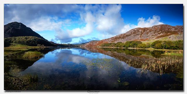 Llyn Cwm Bychan Reflections