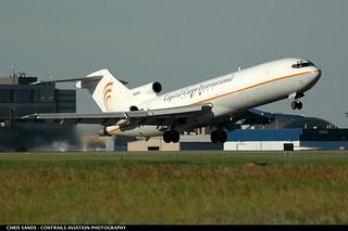 Capital Cargo International B722 N898AA
