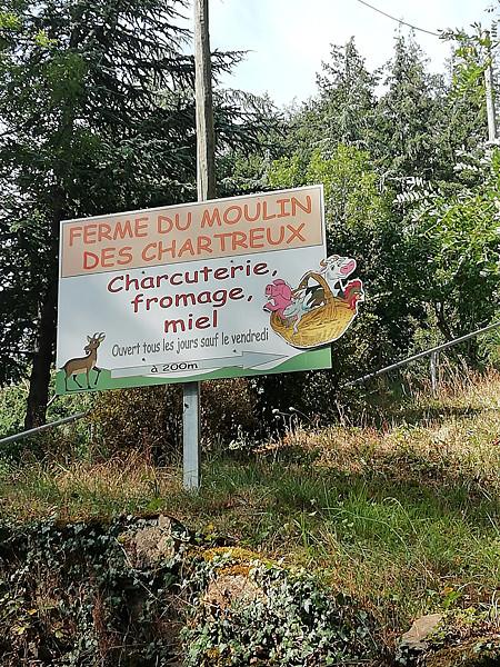 ferme du moulin des chartreux