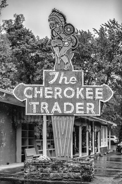 The Cherokee Trader