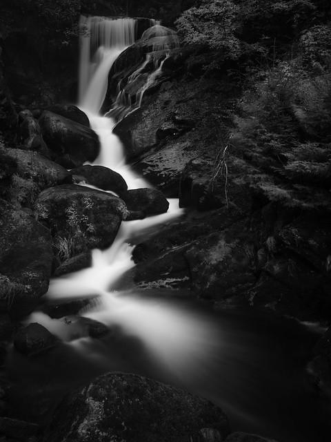 Waterfall Gutach, Triberg, Black Forrest, #2