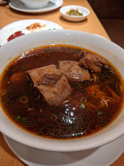 牛肉麺@鼎泰豊
