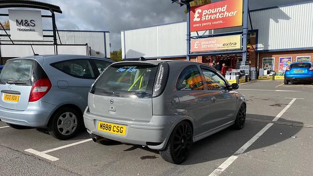 Vauxhall Corsa Life