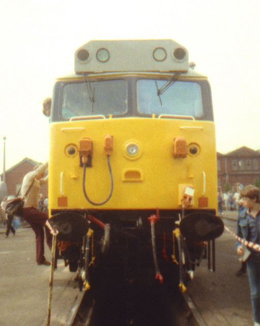 19840728 014 Doncaster Works. 50001 DREADNOUGHT