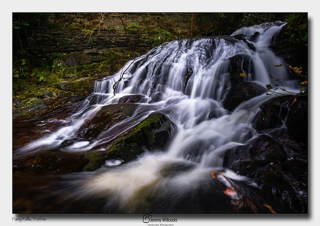 Fairy Falls, Trefriw