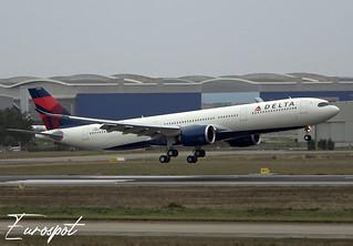 F-WWCQ Airbus A330 Neo Delta