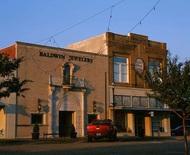 Sunset on Jeweler's Shop