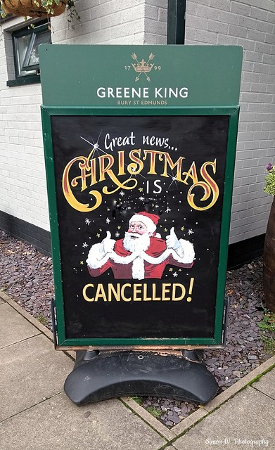 Christmas Is Cancelled!