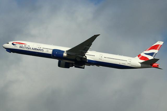 G-STBJ | Boeing 777-336ER | British Airways