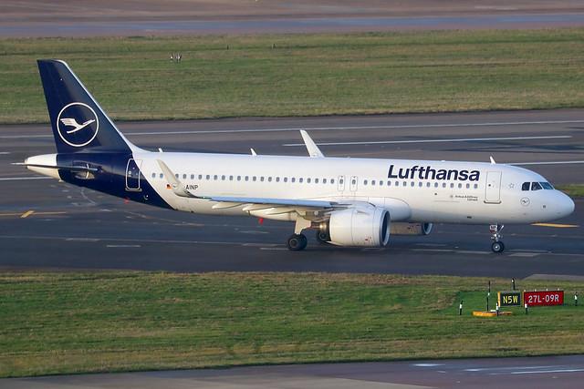 D-AINP | Airbus A320-271N | Lufthansa