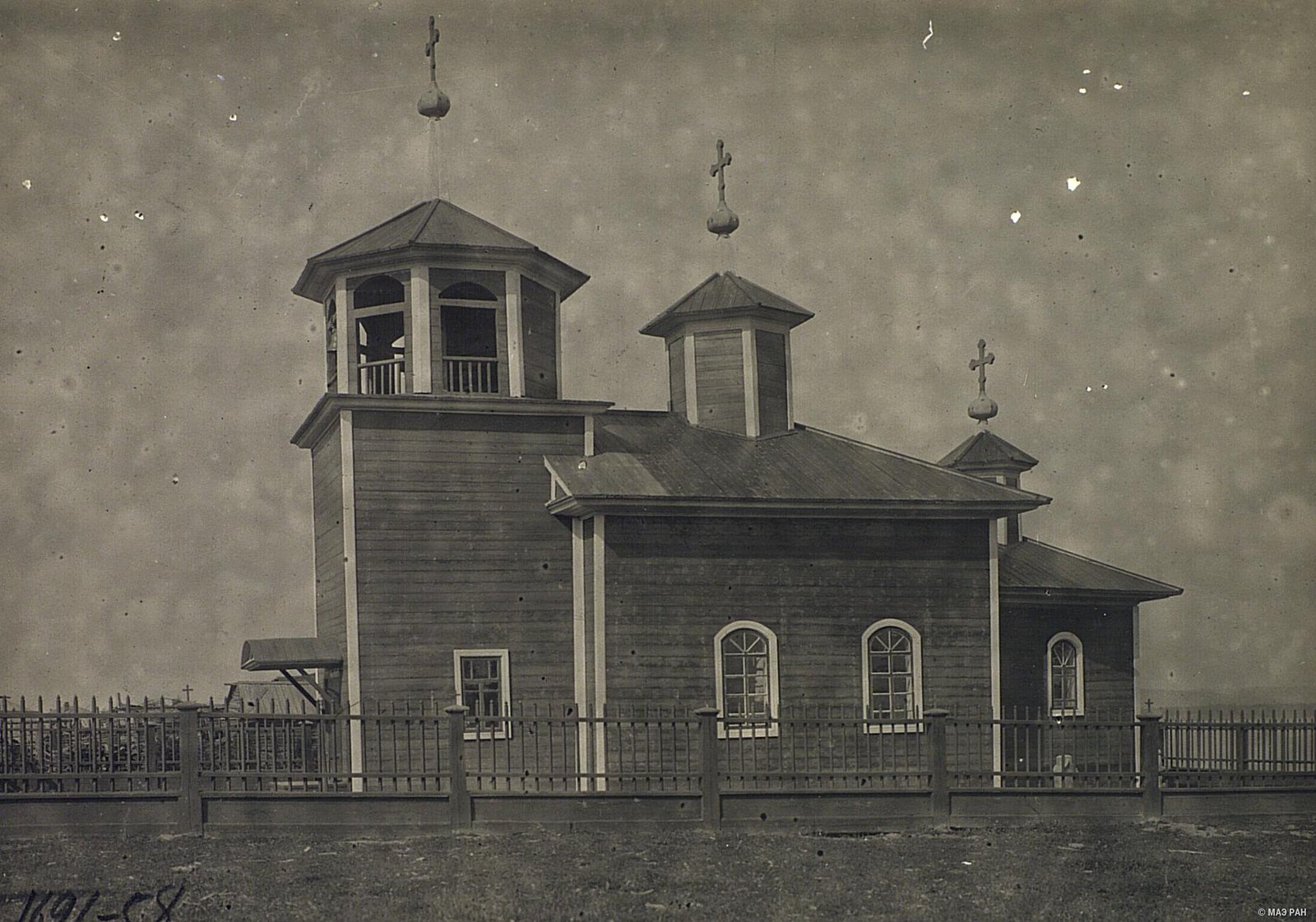 14. Деревянная церковь