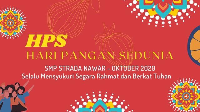 Hari Pangan Sedunia (HPS) Online