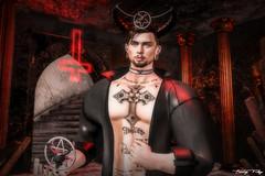 Devil Ritual Baphomet...