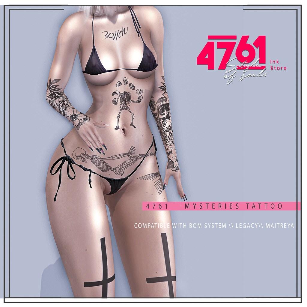 4761 - mysteries tattoo