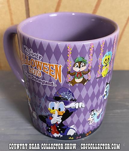 2019 Tokyo Disneyland Halloween Mug - CBCS #277
