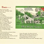 Wed, 2020-10-21 12:19 - From a booklet called 'Old World Taverns,' published by G. Heileman Brewing Company of La Crosse, Wisconsin in 1939, a poem about the detailed scene on the Heileman's Old Style Lager beer label.